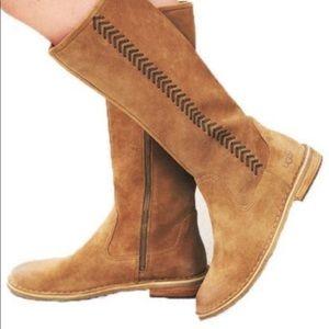 New ugg chestnut wilder boots